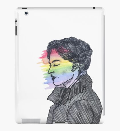 Irene Adler True Colors iPad Case/Skin