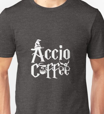Accio Coffee Unisex T-Shirt