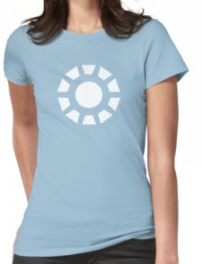 Monochromatic Heroes #2 Womens Fitted T-Shirt