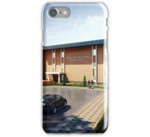 Architectural 3D Modeling iPhone Case/Skin