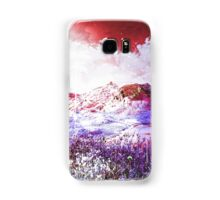 Starry Mountain Scene Samsung Galaxy Case/Skin