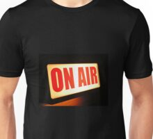 On Air - Radio Unisex T-Shirt