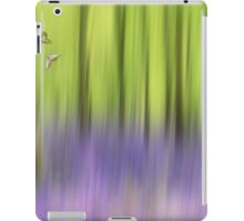 The bluebell wood iPad Case/Skin