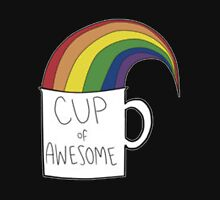 Cup of Awsome Unisex T-Shirt