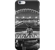 Bridges of the River Tyne, Newcastle. UK iPhone Case/Skin