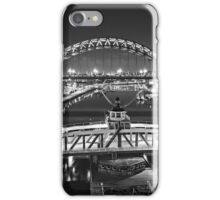 Bridges of the River Tyne, Newcastle. UK iPhone Case/Skin
