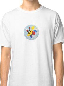 Air New Zealand Captain Buzzy Bee Pilot Classic T-Shirt