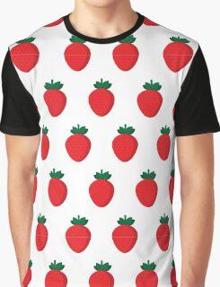 Strawberries! Graphic T-Shirt
