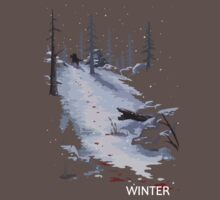 The Last of Us - Winter by Jak-O-Lope