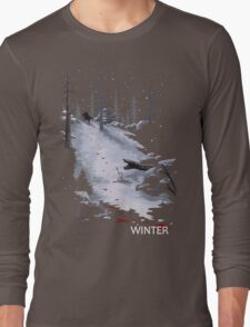 The Last of Us - Winter Long Sleeve T-Shirt