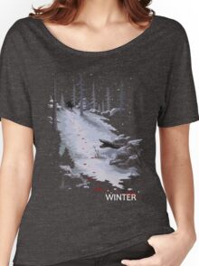 The Last of Us - Winter Women's Relaxed Fit T-Shirt
