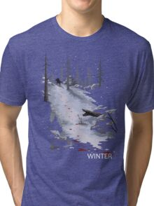 The Last of Us - Winter Tri-blend T-Shirt
