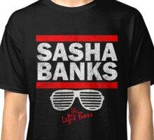Sasha Banks Run DMC Mashup Vintage Classic T-Shirt