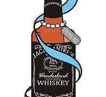 Wonderland Whiskey  by MoshpitMelody