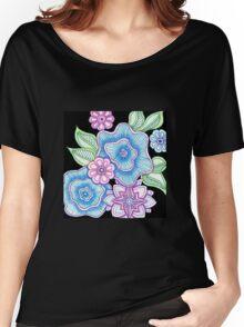 Blooming Zen Women's Relaxed Fit T-Shirt