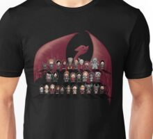Dragon age trilogy Unisex T-Shirt