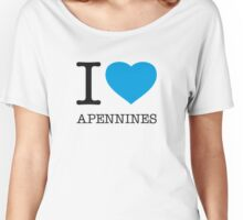 I ♥ APPENNINES Women's Relaxed Fit T-Shirt