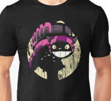 Tonari no Cheshire - Black Unisex T-Shirt