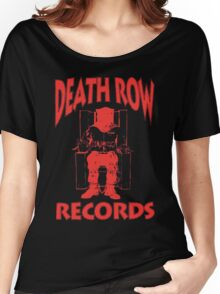 Deathrow Records Women's Relaxed Fit T-Shirt