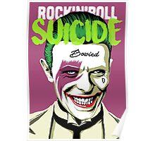 Rock Suicide Poster
