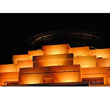 Bendigo Great Stupa-Festival of Light Photographic Print