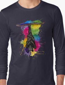 Bat Splat  Long Sleeve T-Shirt