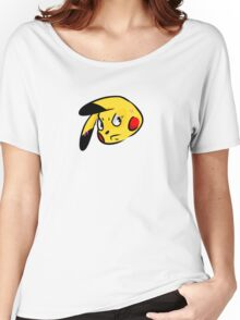 what a grumpy mouse Women's Relaxed Fit T-Shirt