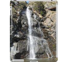 waterfall of Andorra La Vella iPad Case/Skin