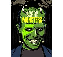 Monsters Photographic Print