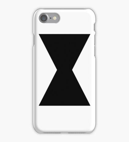 Monochromatic Heroes #3 iPhone Case/Skin