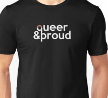 Queer and Proud Unisex T-Shirt