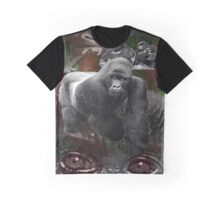 Endangered Gorillas Justin Beck Picture 2015094 Graphic T-Shirt
