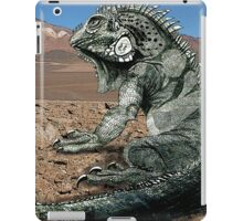 Desert Iguana Justin Beck Picture 2015096 iPad Case/Skin