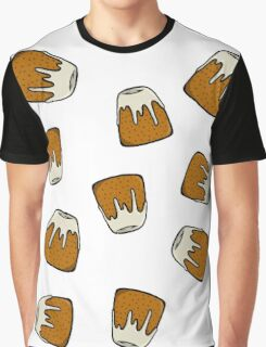 Sweet Roll Graphic T-Shirt