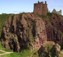 Dunnotar Castle Sticker