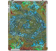 Picture 2015071 Justin Beck Abstract Flower iPad Case/Skin