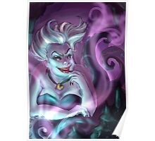 Poor Unfortunate Souls: Ursula Poster