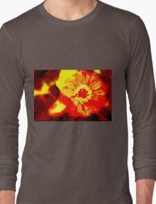 Fire Flower Long Sleeve T-Shirt