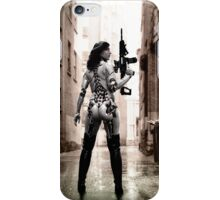 Cyberpunk Photography 037 iPhone Case/Skin