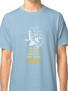 Train Insaiyan - Son Goku Super Saiyan 3 Classic T-Shirt