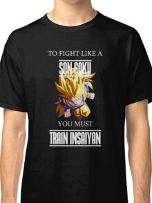 Fight Like a Son Goku Classic T-Shirt