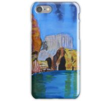 Forming Lake Powell iPhone Case/Skin