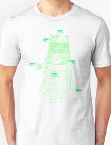 Exterminate the Robot - Light T-Shirt