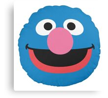 grover face Canvas Print