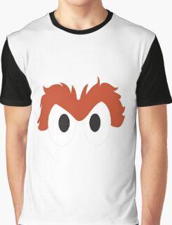 sesamestreet oscar Graphic T-Shirt