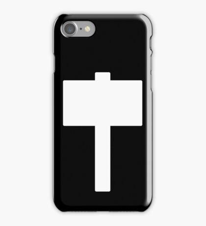 Monochromatic Heroes #5 iPhone Case/Skin