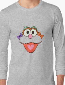 Zoe Face Long Sleeve T-Shirt