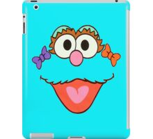 Zoe Face iPad Case/Skin