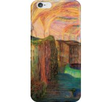 SUSPIROO VILLE iPhone Case/Skin