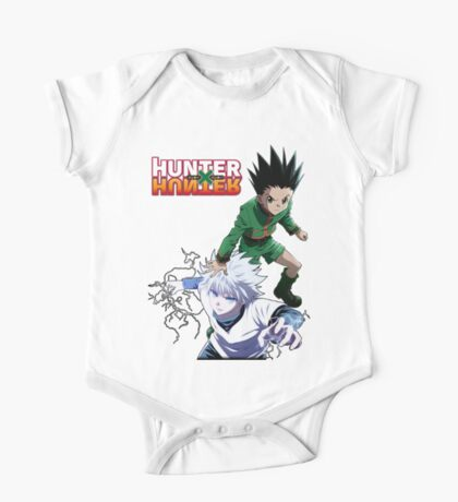 Hunter x Hunter One Piece - Short Sleeve